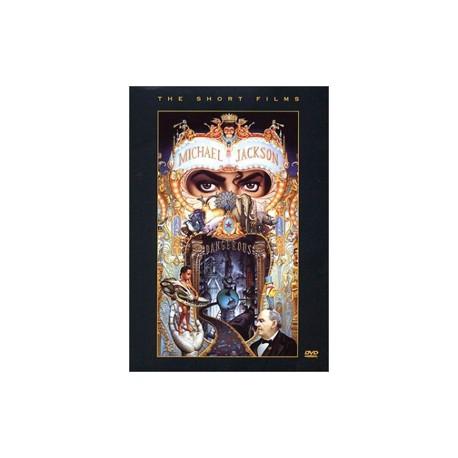 MJ DANGEROUS THE SHORT FILMS DVD