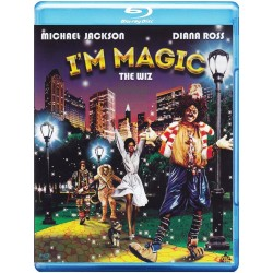 MJ I'M MAGIC BLURAY