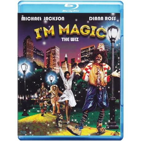 MJ I'M MAGIC BLURAY