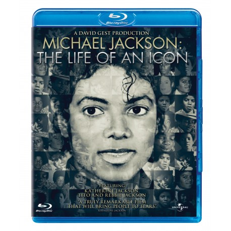 MJ LIFE OF AN ICON BLURAY