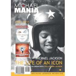 MICHAELMANIA MAGAZINE WORLDWIDE N.3