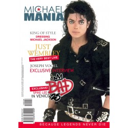 MICHAELMANIA MAGAZINE WORLDWIDE N.4