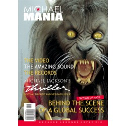 MICHAELMANIA MAGAZINE WORLDWIDE N.5