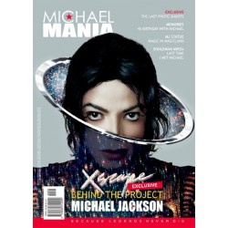 MICHAELMANIA MAGAZINE WORLDWIDE N.6
