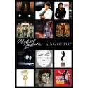 MJ OFFICIAL POSTER (ALBUM COVERS)