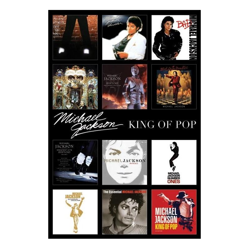 Mj Official Poster Album Covers Mjjcenter Com