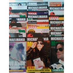 MICHAELMANIA MAGAZINE 25PACK!