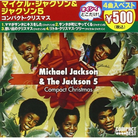 MJ & THE JACKSON 5 COMPACT CHRISTMAS