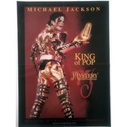 MJ MYSTERY DRINK OFFICIAL POSTER