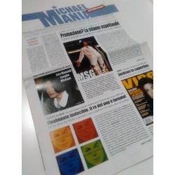 MJ MICHAELMANIA JOURNAL 5 SET