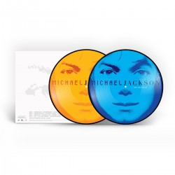 MJ INVINCIBLE 2LP PICTURE DISC