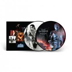 MJ HISTORY 2LP PICTURE DISC