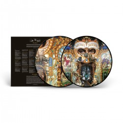 MJ DANGEROUS 2LP PICTURE DISC