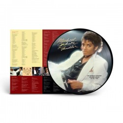 MJ THRILLER PICTURE DISC