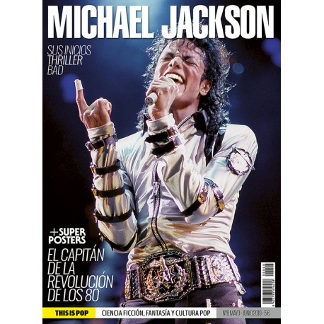 MJ THIS IS POP COLLECTOR MAGAZINE