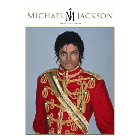 MJ OFFICIAL CALENDAR 2020