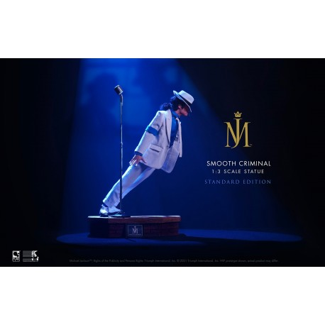 MICHAEL JACKSON 1:3 SMOOTH CRIMINAL STANDARD EDITION