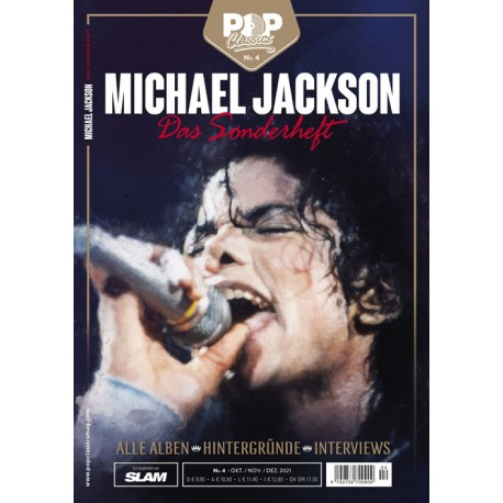 POP CLASSICS MICHAEL JACKSON