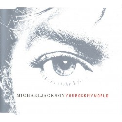 MJ YOU ROCK MY WORLD CDS