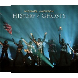 MJ HISTORY/GHOSTS CDS