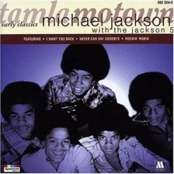 MJ WITH THE JACKSON 5 EARLY CLASSIC