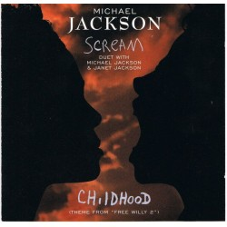 MICHAEL JACKSON SCREAM CDS
