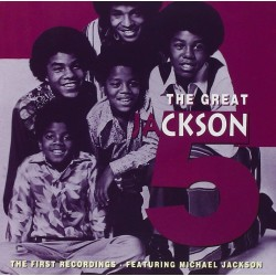 JACKSON FIVE THE GREAT JACKSON FIVE