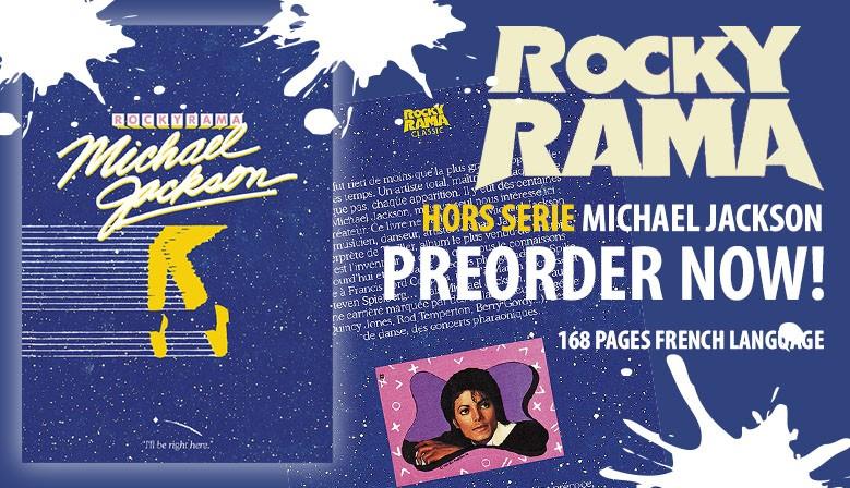 Michael Jackson hors serie rockyrama