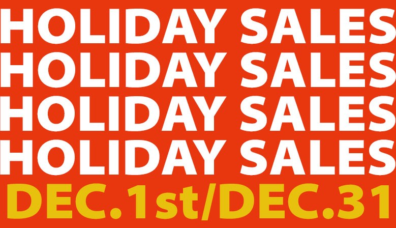 MJJCenter.com Holiday Sales