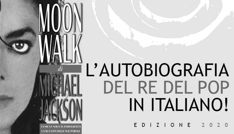 Michael Jackson Moonwalk 2020 Italian Edition