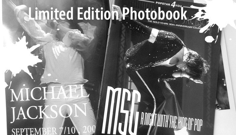 MSG Limited Edition Unofficial Photobook