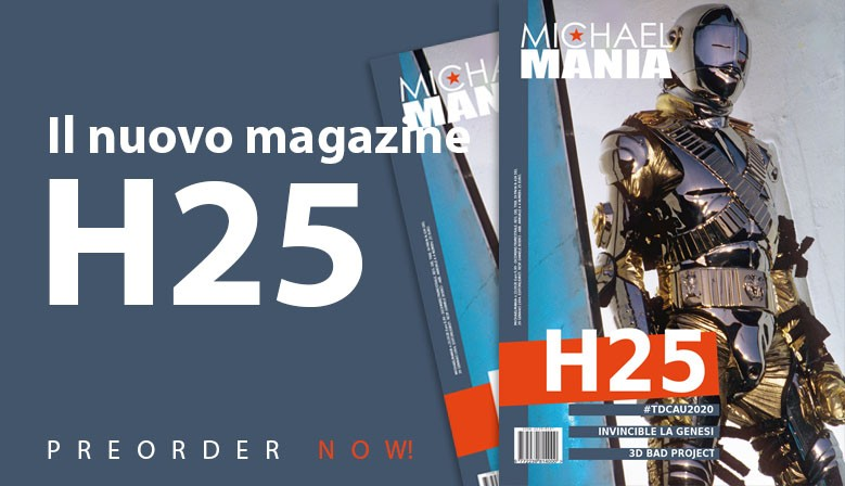 Michaelmania #15 ne official magazine