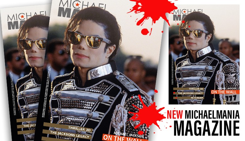 Michael Jackson: la rivista italiana dedicata al re del pop. Thriller 3D, The Jacksons Legacy, On The Wall & more.