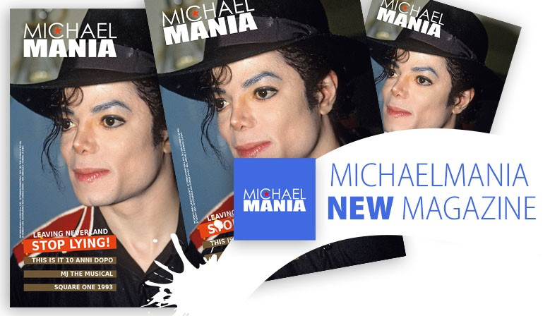 michael jackson magazine, Square One, This Is It 10 years after Michael Jackson.